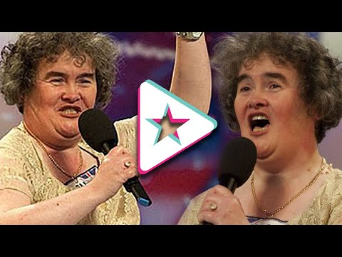 LIFE CHANGING AUDITION! Susan Boyle's Magical First Performance On Britain's Got Talent!