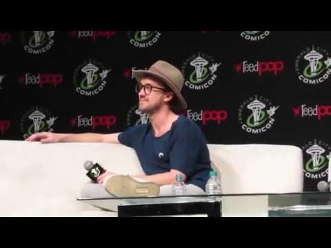 Tom Felton talks about Emma
