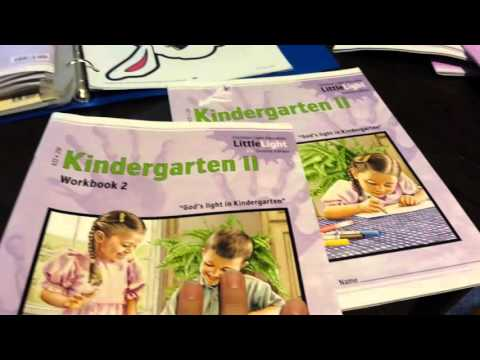 Cle kII -  kindergarten curriculum Review