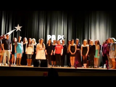 Prospect Mountain High School -- Pops Concert, January 2016.
