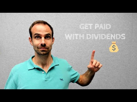 Investing in Dividend Paying Stocks (What is a Dividend?)
