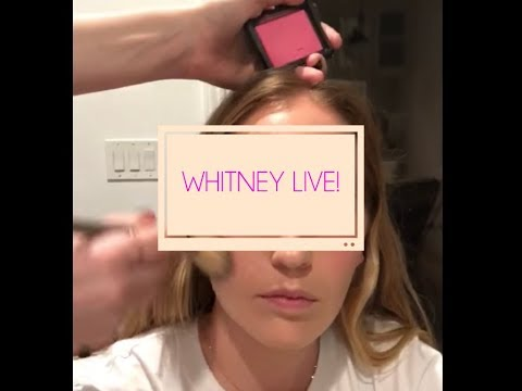 Saturday Date Night Make-Up Tutorial | Whitney Port