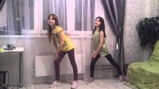 танец бьянка ногами руками