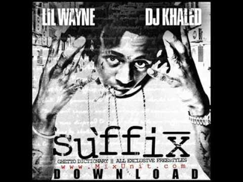 Lil Wayne - The Suffix - Diamonds On My Neck