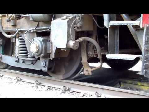 Indian Railway Context - Sanding to improve adhesion