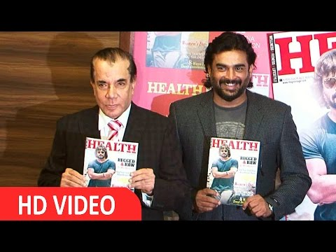 R Madhavan On The Cover Of Health & Nutrition Magazine-1 UNCUT