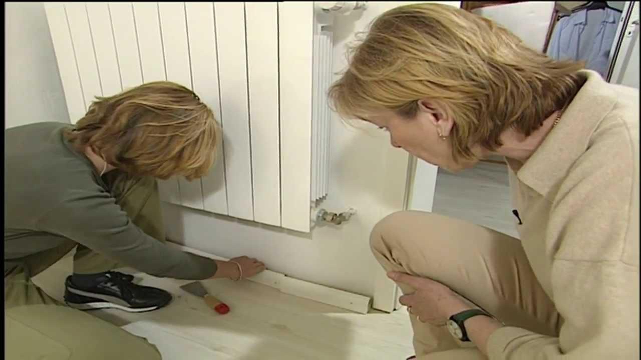 was tun bei gewölbten laminatboden? | heimwerk tipps - youtube