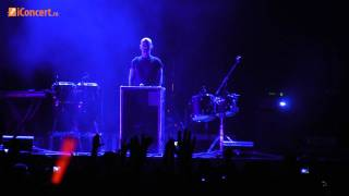 Moby - Thousand - The Mission Dance Weekend 2011 - iConcert.ro