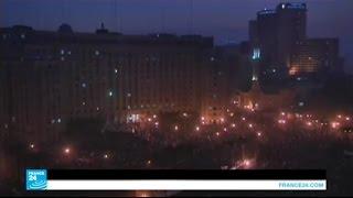 """""""فرانس 24"""": ماذا تغير في مصر منذ ثورة يناير؟"""