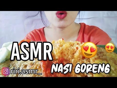 ASMR    NASI GORENG ASMR INDONESIA NO TALKING