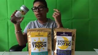 ASAP Skinny Detox Tea-Review