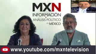 Estado de los Estados.- MXN Televisión y radio.  (3 de Junio, 2021)