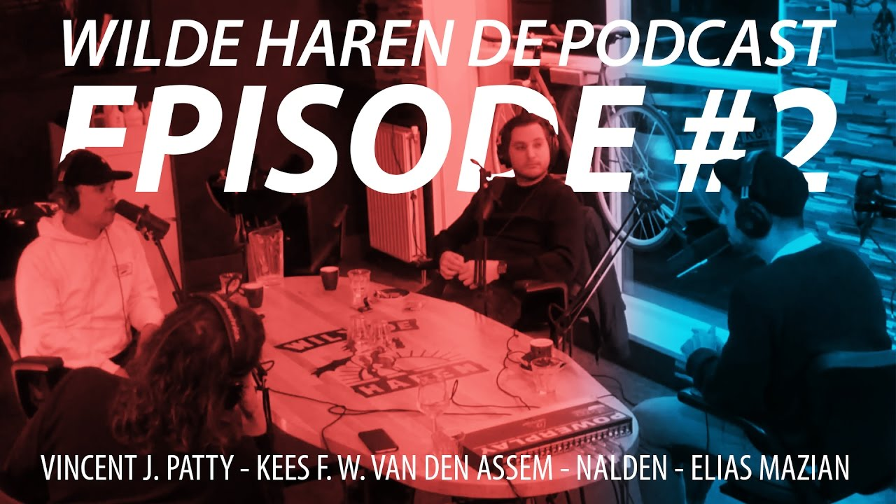 Download Wilde Haren de Podcast Eps #2 met Nalden en Elias Mazian