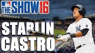 MLB The Show 16 Player Lock Ep.120:  Starlin Castro