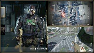 Call of Duty Advanced Warfare PS4 Multiplayer Gameplay - Deadliest Setup! (60 FPS)