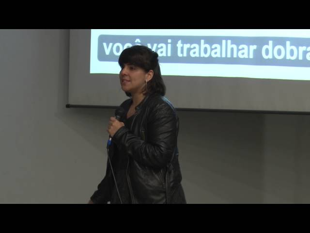 Ciclo de palestras Mercado de trabalho 2.0 -  Painel
