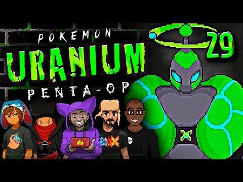 "Pokémon Uranium 5-Player Nuzlocke - Ep 29 ""SH*T GETS REAL"""