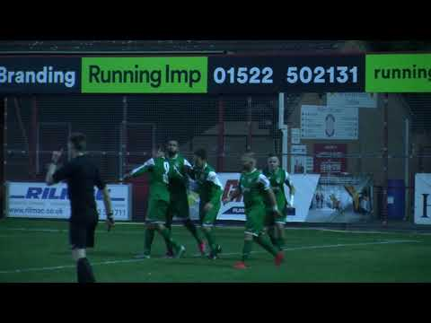 Highlights: Lincoln United 2-1 Frickley Athletic