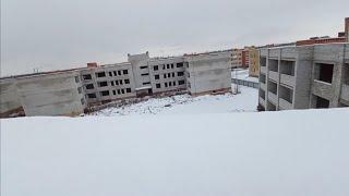 Заброшенные дома в Зелëном бору Заброшки Ярославля 14