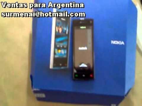 NOKIA X6 NAVIGATION 3G ARGENTINA  WIFI BLUETOOTH 16GG
