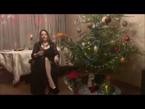 2019 г - Новогоднее поздравление Министра Культуры Республики Западная Армения Юлии Гюлоян