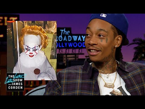 Wiz Khalifa's 6-Year-Old Had the Best Pennywise Costume This Year, Hands-Down