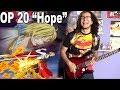 "ONE PIECE OP 20 - Namie Amuro ""Hope"" 【Rock Cover】"