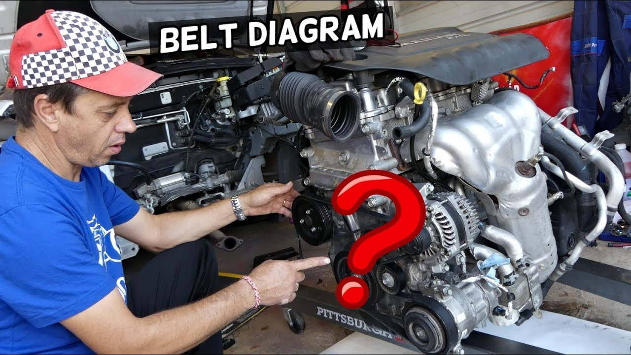 Serpentine Belt Diagram Jeep Cherokee Compass Renegade 2 4