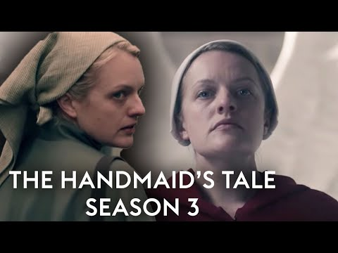 Jillian - Details for The Handmaid's Tale Season 3 is Coming this Sunday