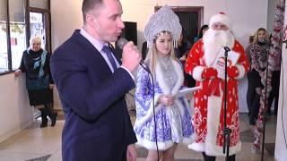 2016-12-16 г. Брест.Благотворительный марафон «Чудеса на Рождество». Новости на Буг-ТВ.