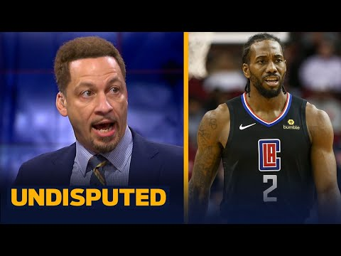 Clippers should be worried about the fragility of Kawhi Leonard — Chris Broussard   NBA   UNDISPUTED