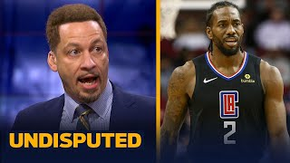 Download Clippers should be worried about the fragility of Kawhi Leonard — Chris Broussard | NBA | UNDISPUTED Mp3 and Videos
