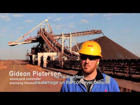 Iron Ore Productivity