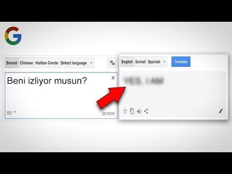 GOOGLE TRANSLATE'DE Asla Çevirmemen Gereken 10 Şey + ( DAHA FAZLASI ) thumbnail
