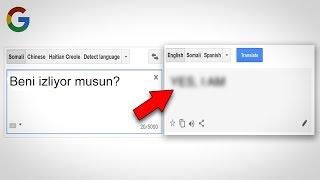 GOOGLE TRANSLATE'DE Asla Çevirmemen Gereken 10 Şey + ( DAHA FAZLASI )