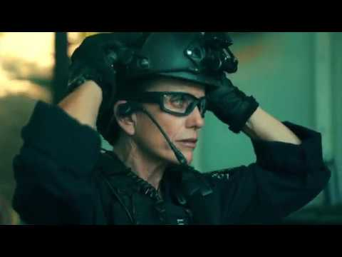 The first and only female LAPD SWAT officer