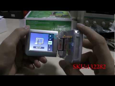 5.0MP CMOS Digital Camera With 4X Digital Zoom - DealExtreme