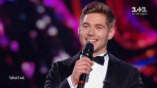 "Vladimir Ostapchuk — ""Fall"" — Blind Audition — The Voice Ukraine Season 10"