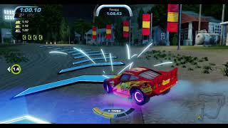 Cars 3: The Video Game - Лучший круг - Молния Маккуин - Полночный пробег