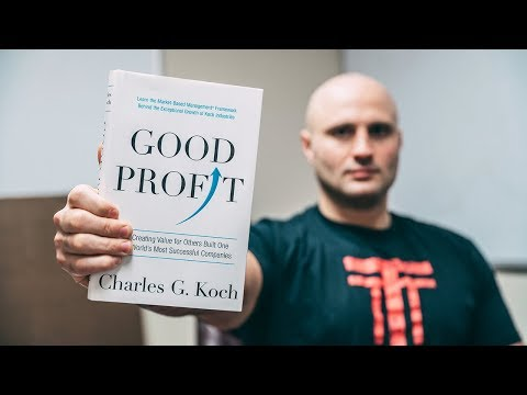 """""""Good Profit"""" by Charles G. Koch 