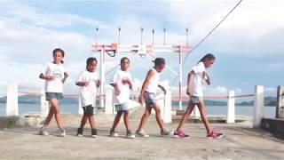 goyang aster  sajojo variasi gerakan yospan  papua