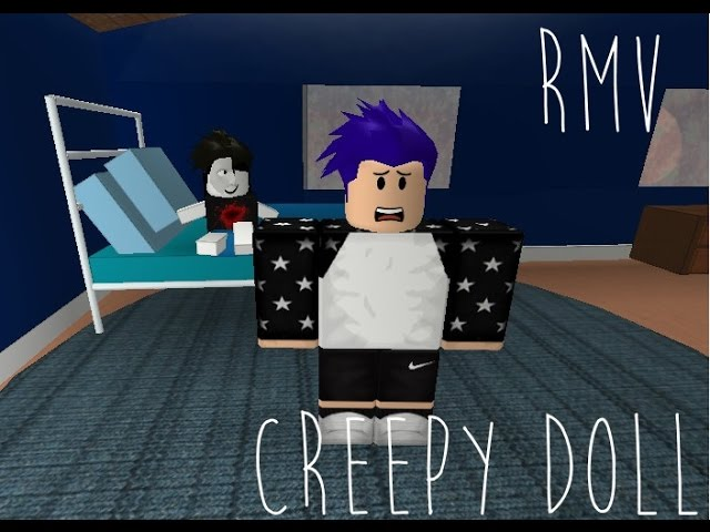 Roblox Creepy Songs Roblox Music Video Creepy Doll Youtube