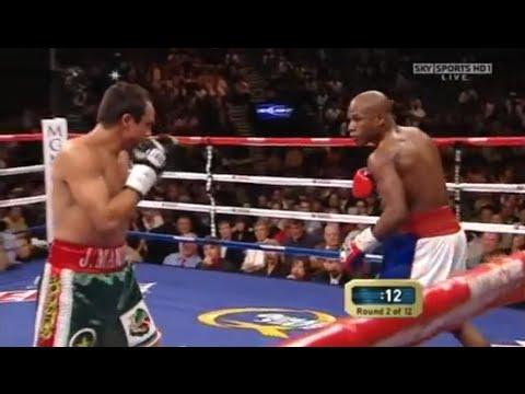 Floyd Mayweather Jr V Juan Manuel Marquez FULL FIGHT