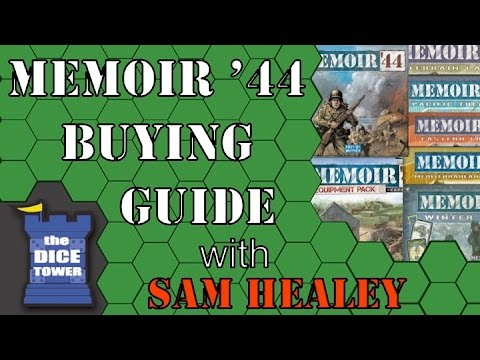 Memoir 44 Buying Guide  with Sam Healey
