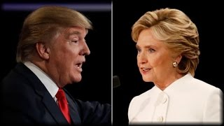 TRUMP MADE DEBATE HISTORY WHEN HE STARED HILLARY DOWN & SAID THESE 4 WORDS!