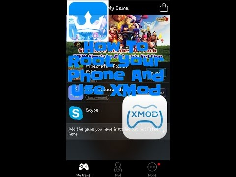 How To Root Your Phone And Use XMod