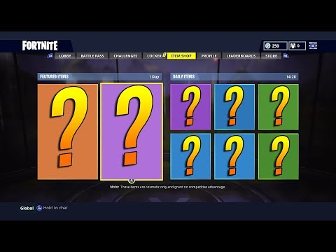 Fortnite ITEM SHOP JUNE 8 2018! NEW Featured Items And Daily Items! (FORTNITE ITEM SHOP TODAY)