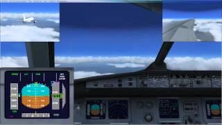 Reconstruction / ������������� / Rekonstruktion: 4U-9525 Germanwings (FSX)