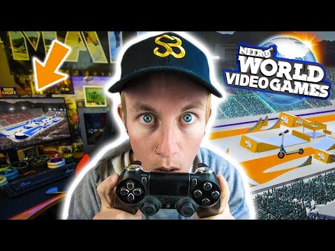 NITRO CIRCUS THE VIDEO GAME - PS4 (Scooters, BMX, Skateboarding)