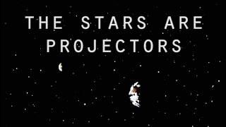 The Stars Are Projectors - Modest Mouse Lyrics